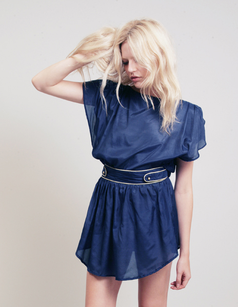 navy sailor dress pixiemarket